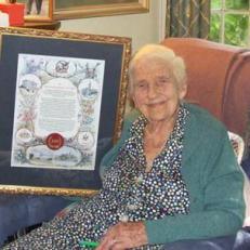Our patron for many decades, Dame Elisabeth Murdoch